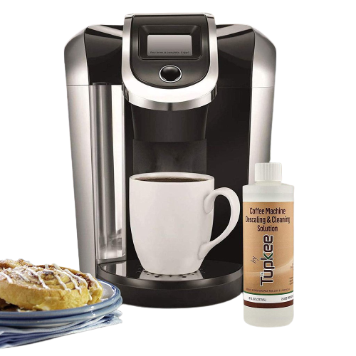What is a descaling solution for a coffee maker